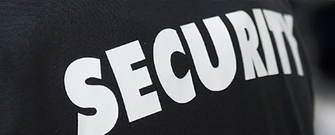 security guard license documentation
