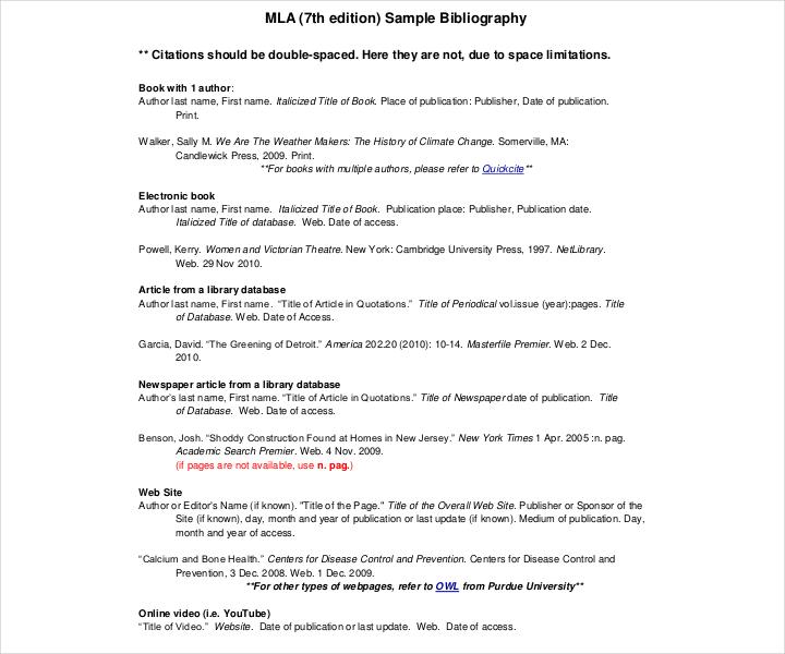 mla documentation style pdf