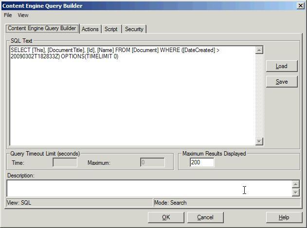 filenet java api documentation searchscope fetch next