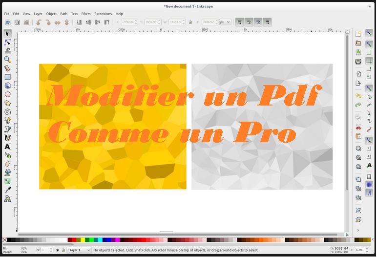 modifier un document pdf en word