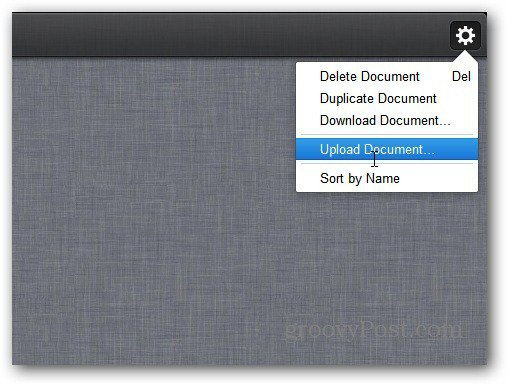 can i save a word document to icloud