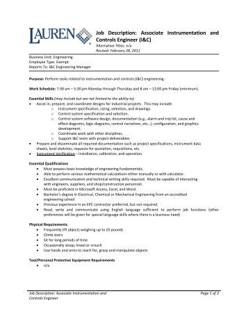 document quality control job description