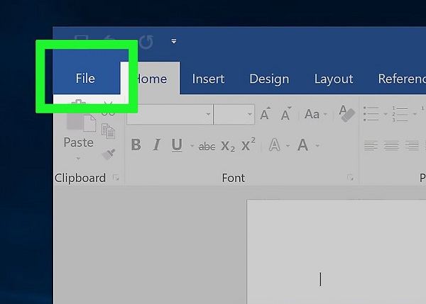 how do i convert html to word document