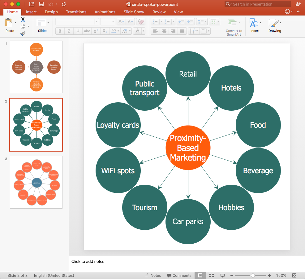 how to make a word document a powerpoint presentation