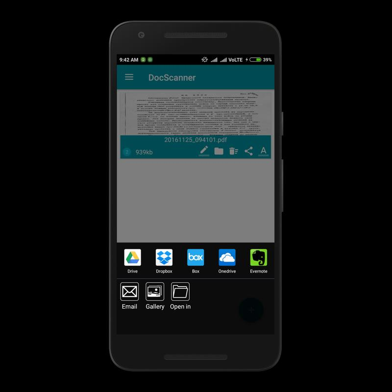 download document scanner for android apk