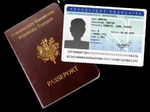 document a fournir pour le passeport