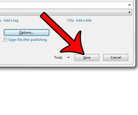 save pdf document as word file
