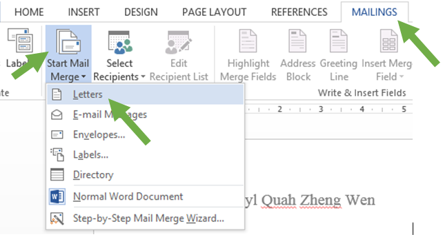 how do i email a document