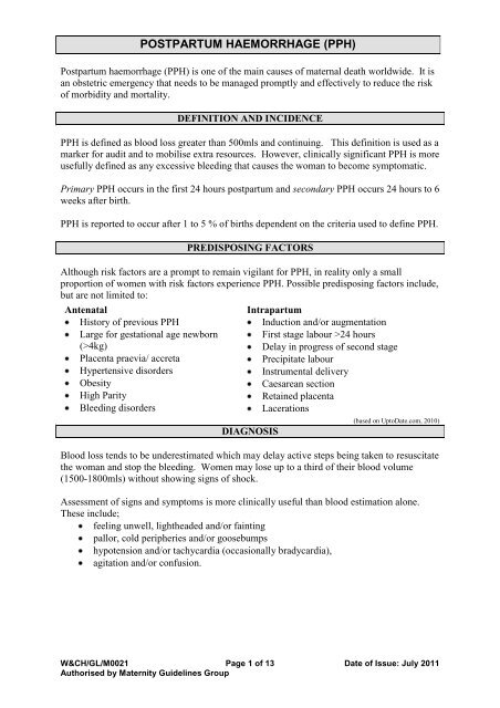 primary and secondary document definition