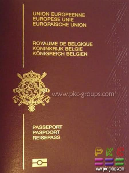 travel document canada to belgium