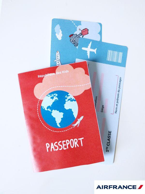 document pour faire un passeport francais