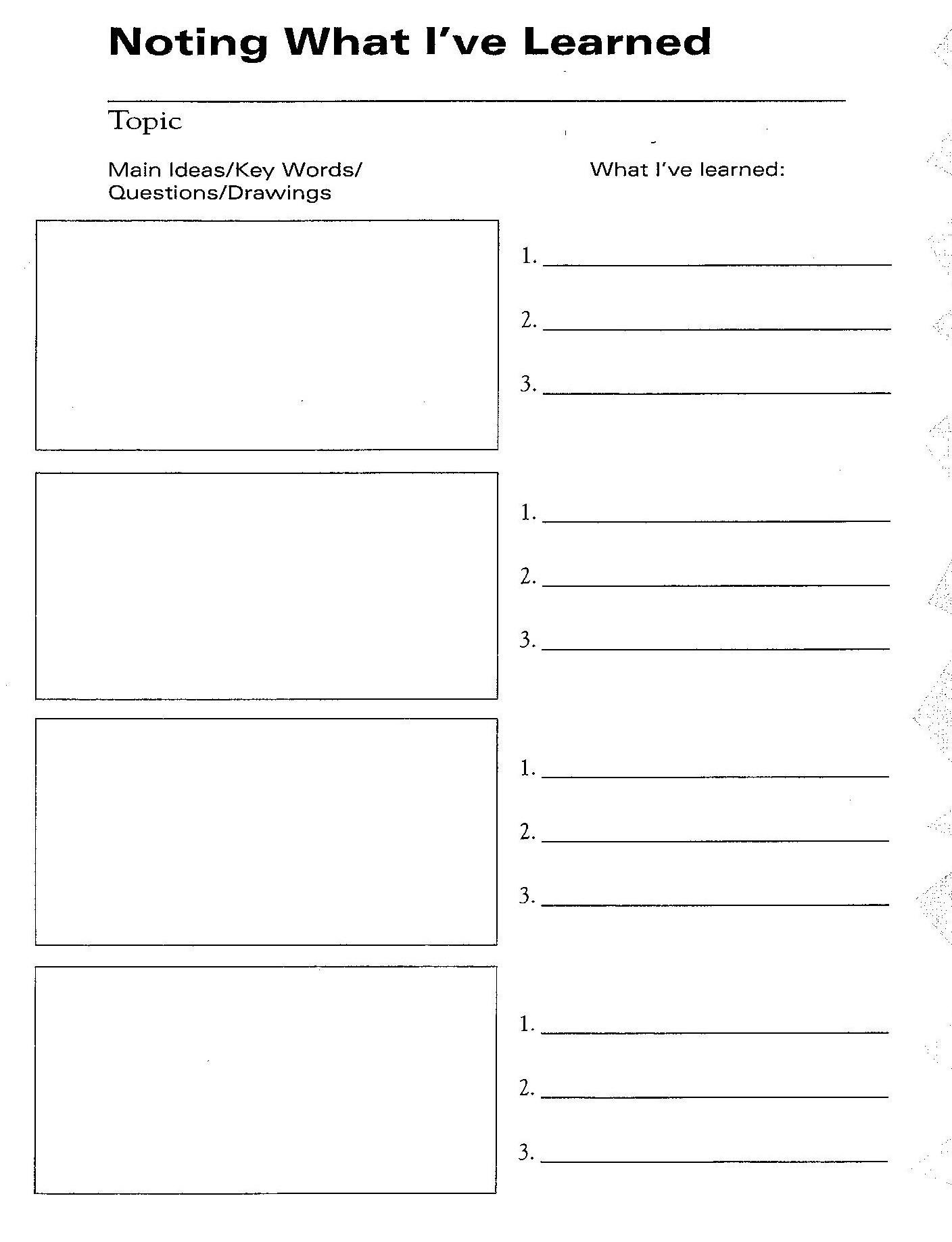 timeline graphic organizer word document