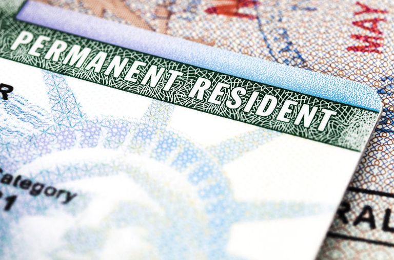 us permanent resident travel document