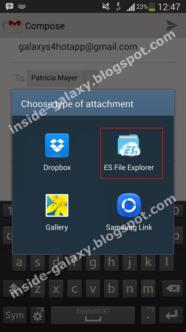 how to attach a document to a message app