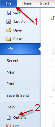 embed font in word document