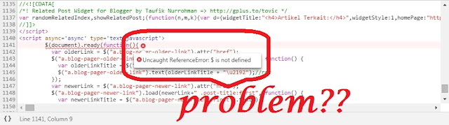 document ready function is not defined