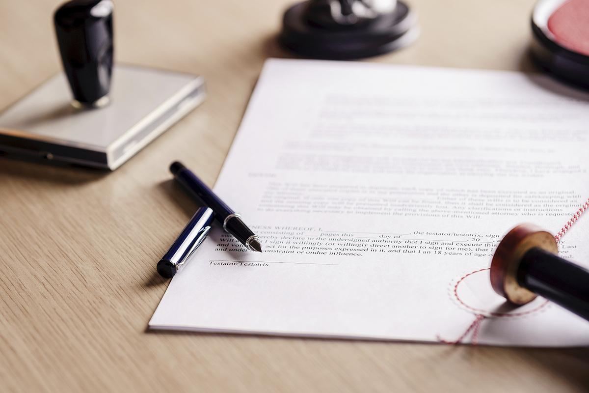comment faire notarier un document