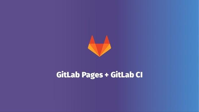 generate yaml documentation for gitlab