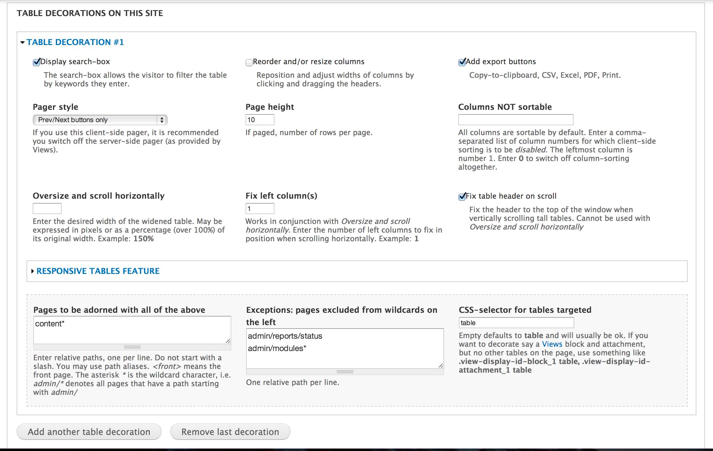 datatable 1.9.4 documentation