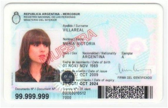 do you have a national identity document cic