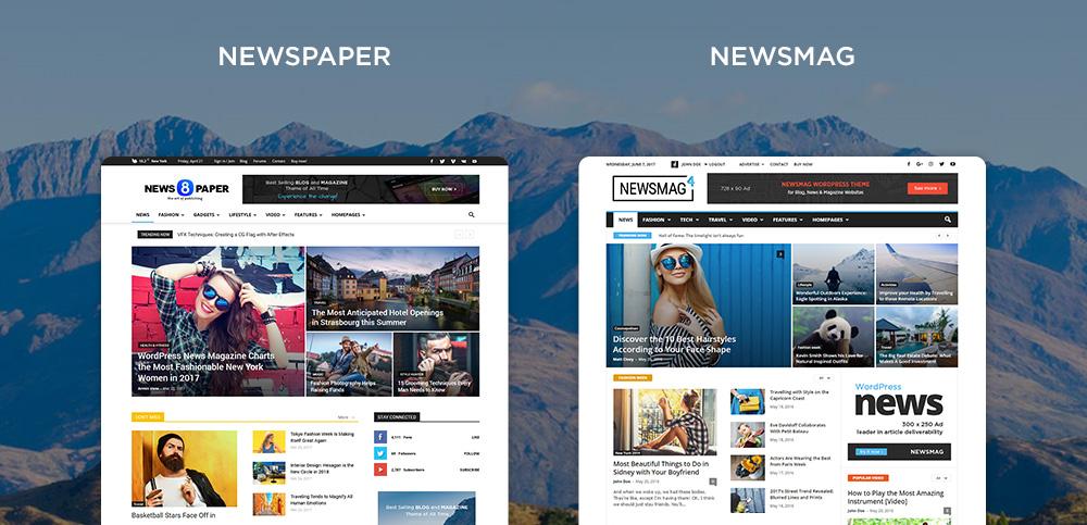 newspaper wordpress theme documentation