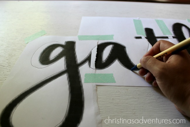how to paint a signature on a word document