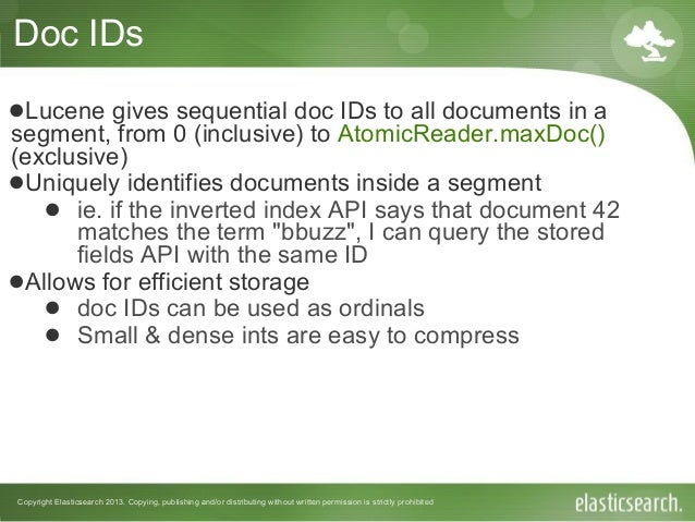 lucene how to get document id without scoredoc