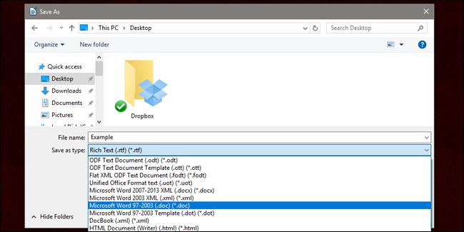 office open xml document docx to pdf
