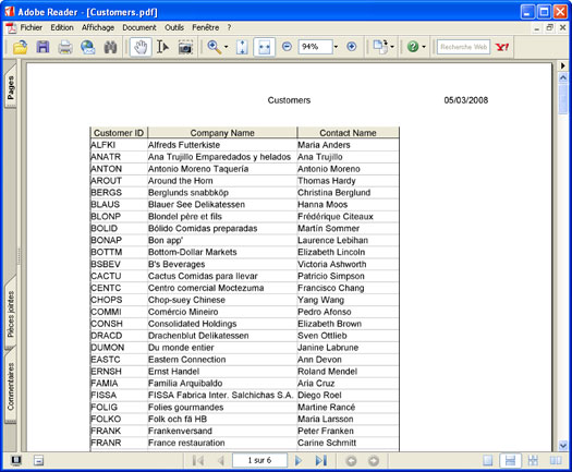 transformer un document pdf en word