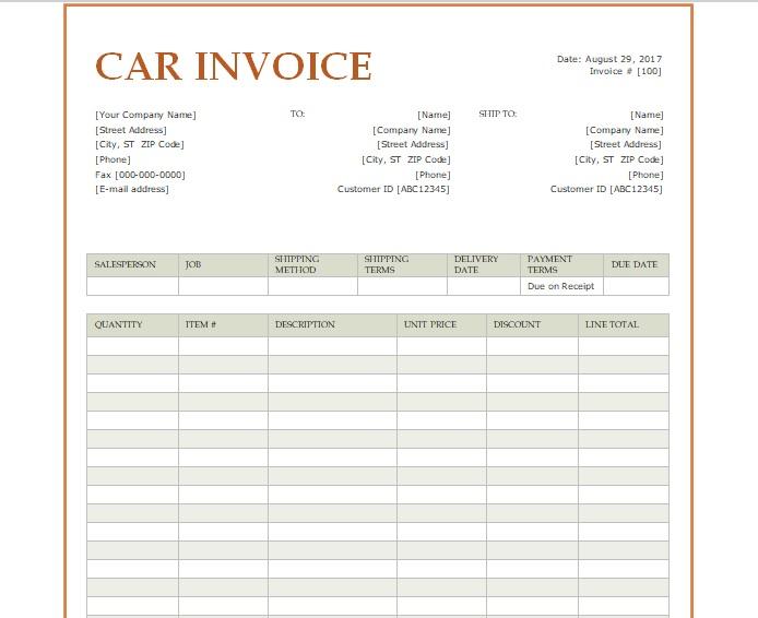 typical dealer documentation fee