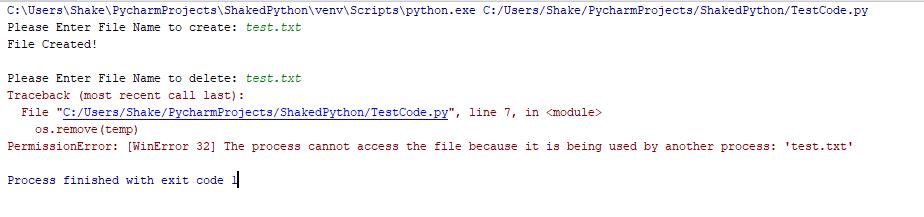 what happens if i delete txt file document